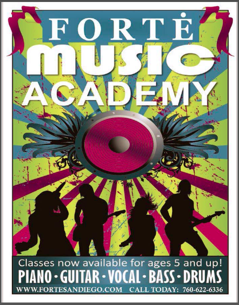 music lessons in vista, ca