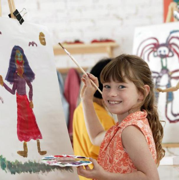 Kids Art Lessons in San Diego